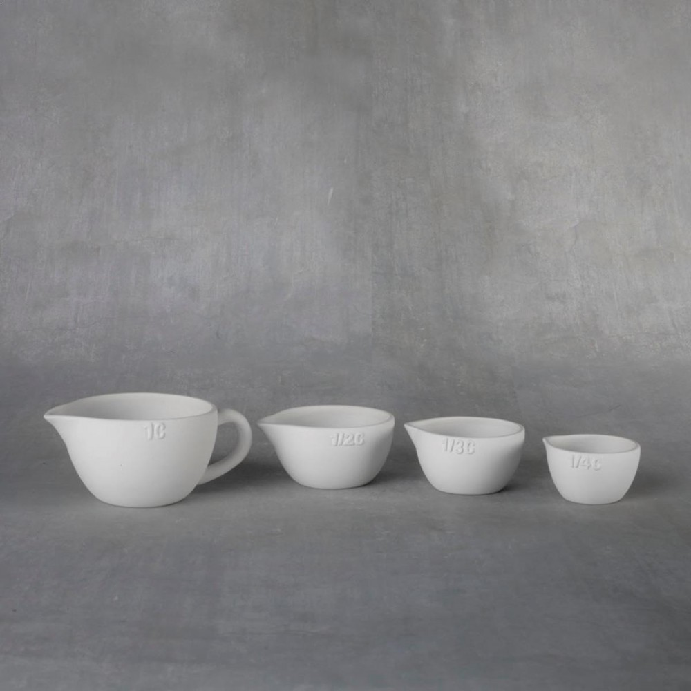 Nesting Measuring Cups - Set of 4