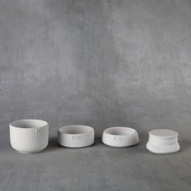 Mason Jar Measuring Cups - Case of 6 sets