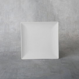 Square Coupe Salad Plate - Case of 12