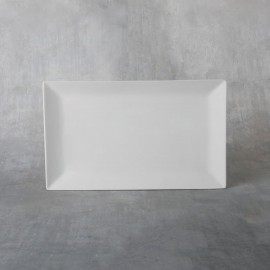 Square Coupe Platter - Case of 6